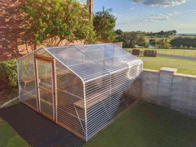 Greenhouse for sale in Texas